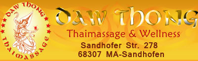 Daw Thong Thaimassage Mannheim